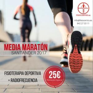 Media maratón Santander 2017